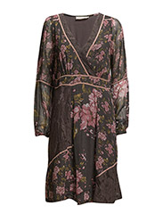Saga Dress - PAVEMENT GREY