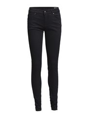 Tina Twill Pants- MIN 2 ass - Bluish Black