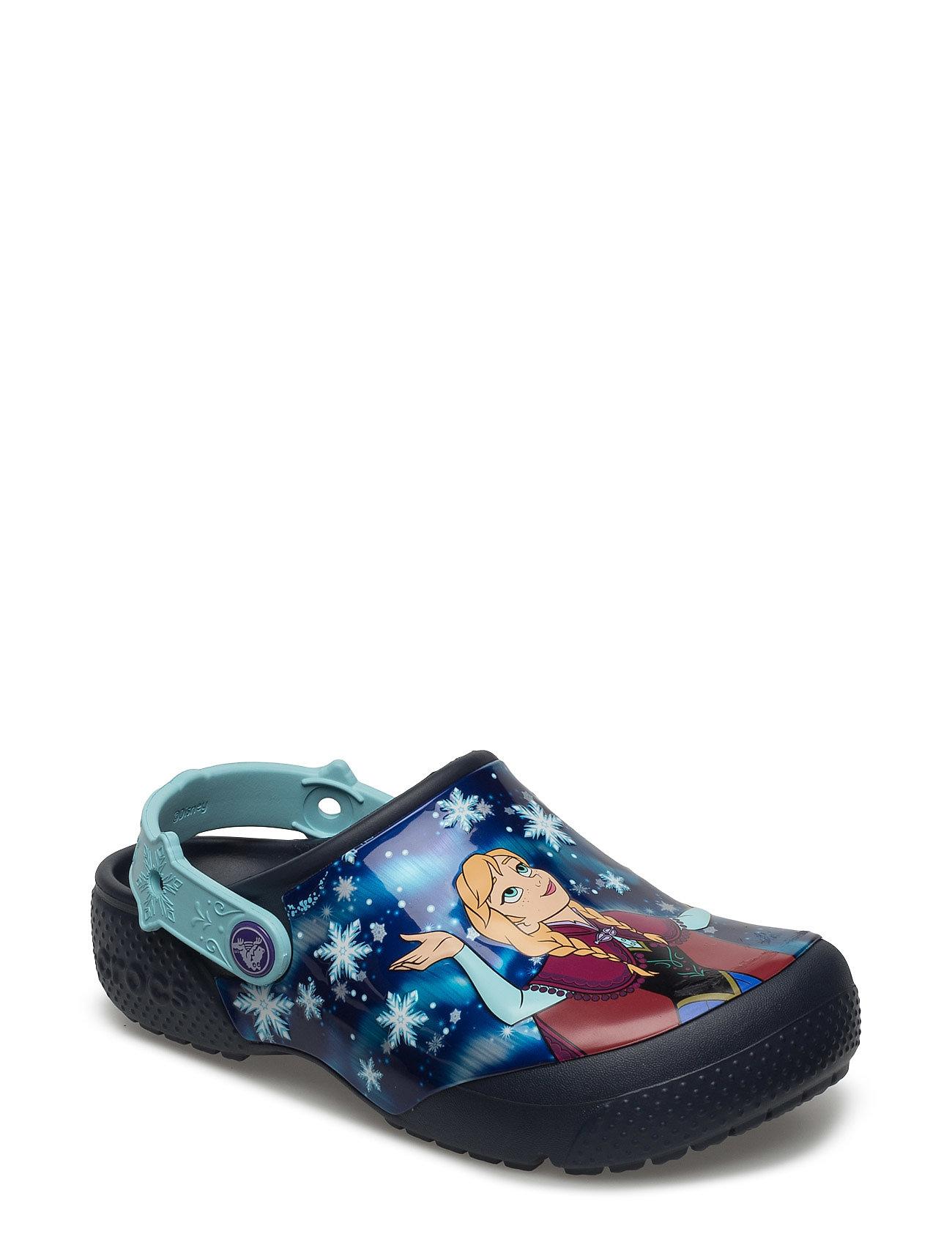 Crocsfunlab Frozen Crocs Sandaler