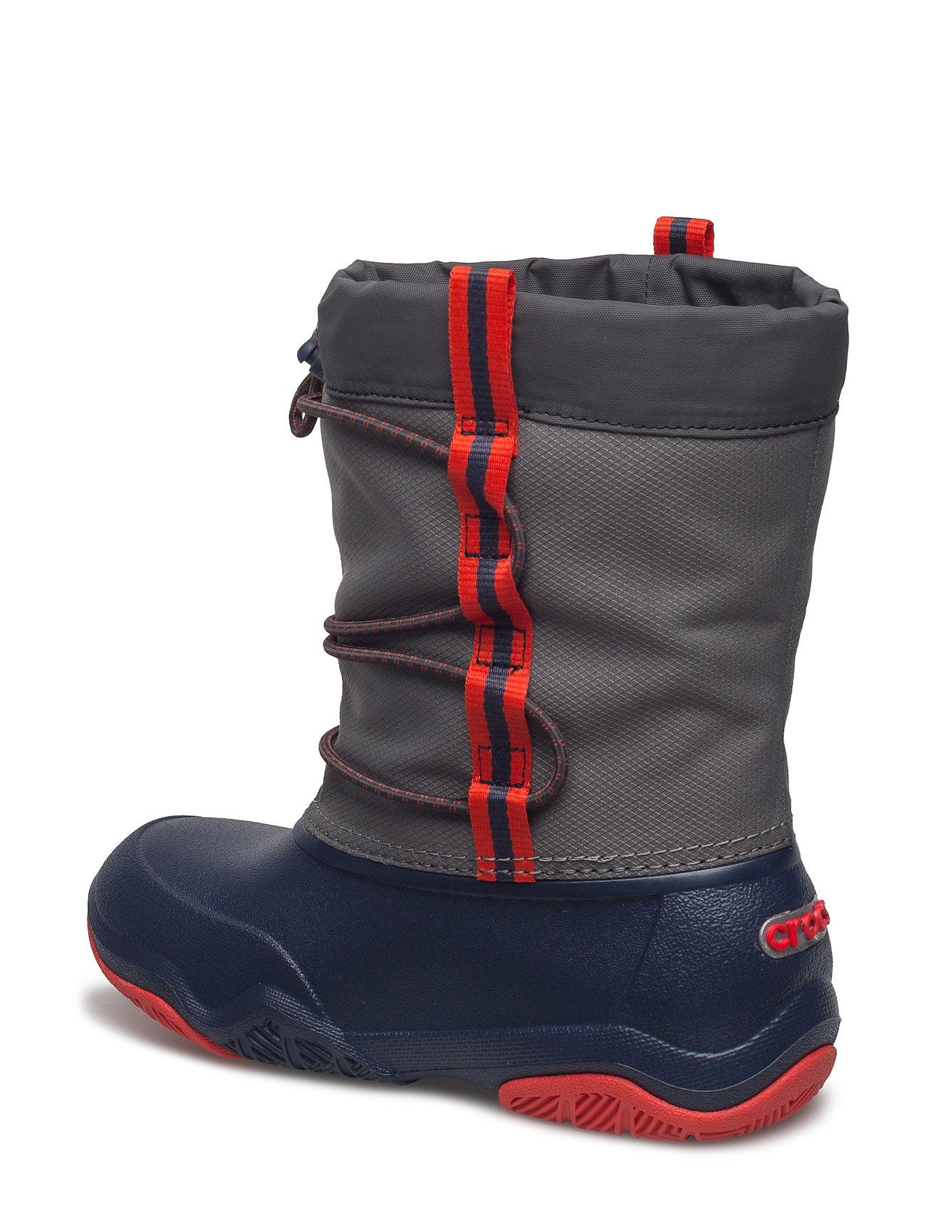 Swiftwater Waterproof Boot K Crocs Støvler til Børn i