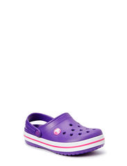 Crocband Kids - Neon Purple/Neon Magenta