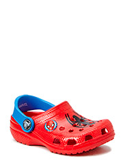 Classic Spiderman Clog - RED