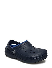 Classic Lined Clog K - NAVY/CERULEAN BLUE