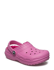 Classic Lined Clog K - PARTY PINK/CANDY PINK