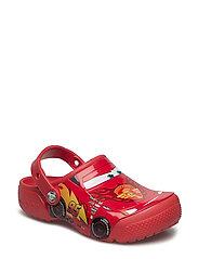 CrocsFunLab Cars Clog K - FLAME