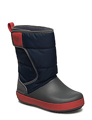 LodgePoint Snow Boot K - NAVY/SLATE GREY