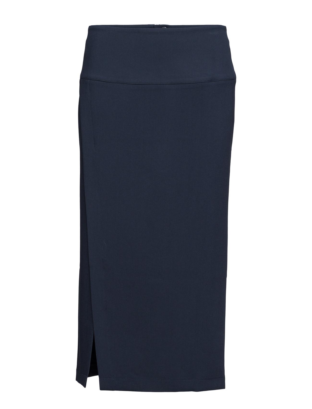 Rochel Custommade Knælange & mellemlange til Damer i Navy Blazer
