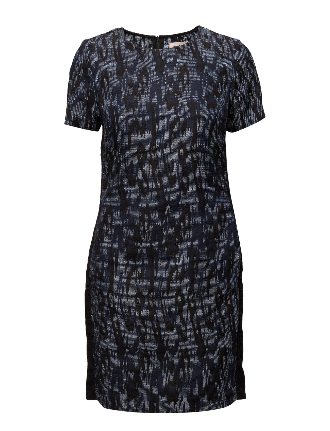 Ija Custommade Korte kjoler til Damer i Antracit sort