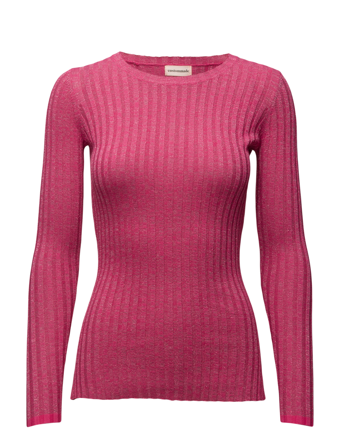 Twiggy Custommade Sweatshirts til Damer i Magenta