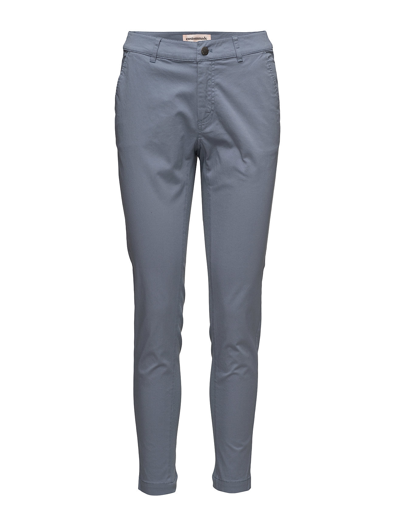 Hailey Custommade Chinos til Damer i Flint Stone