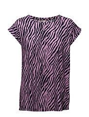 Connie zebra - LAVENDER HERB
