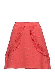 Elga - Cayenne red