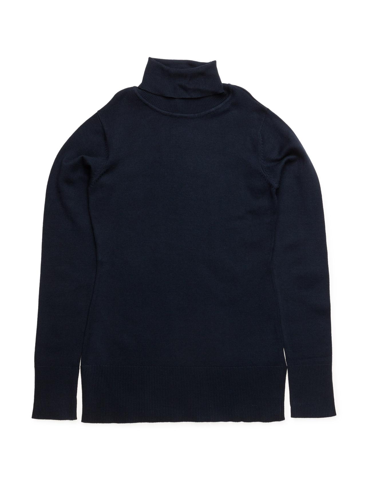 Nette Knit Blouse D-xel Pullovers til Piger i Navy blå