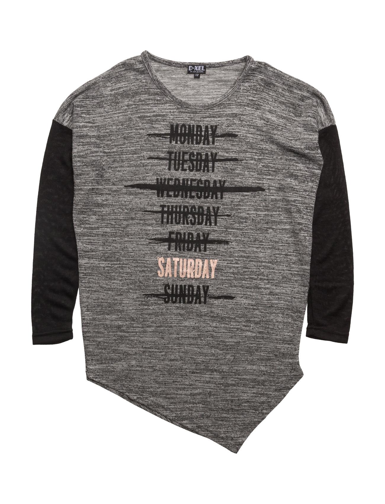 Pippo Blouse D-xel Langærmede t-shirts til Børn i