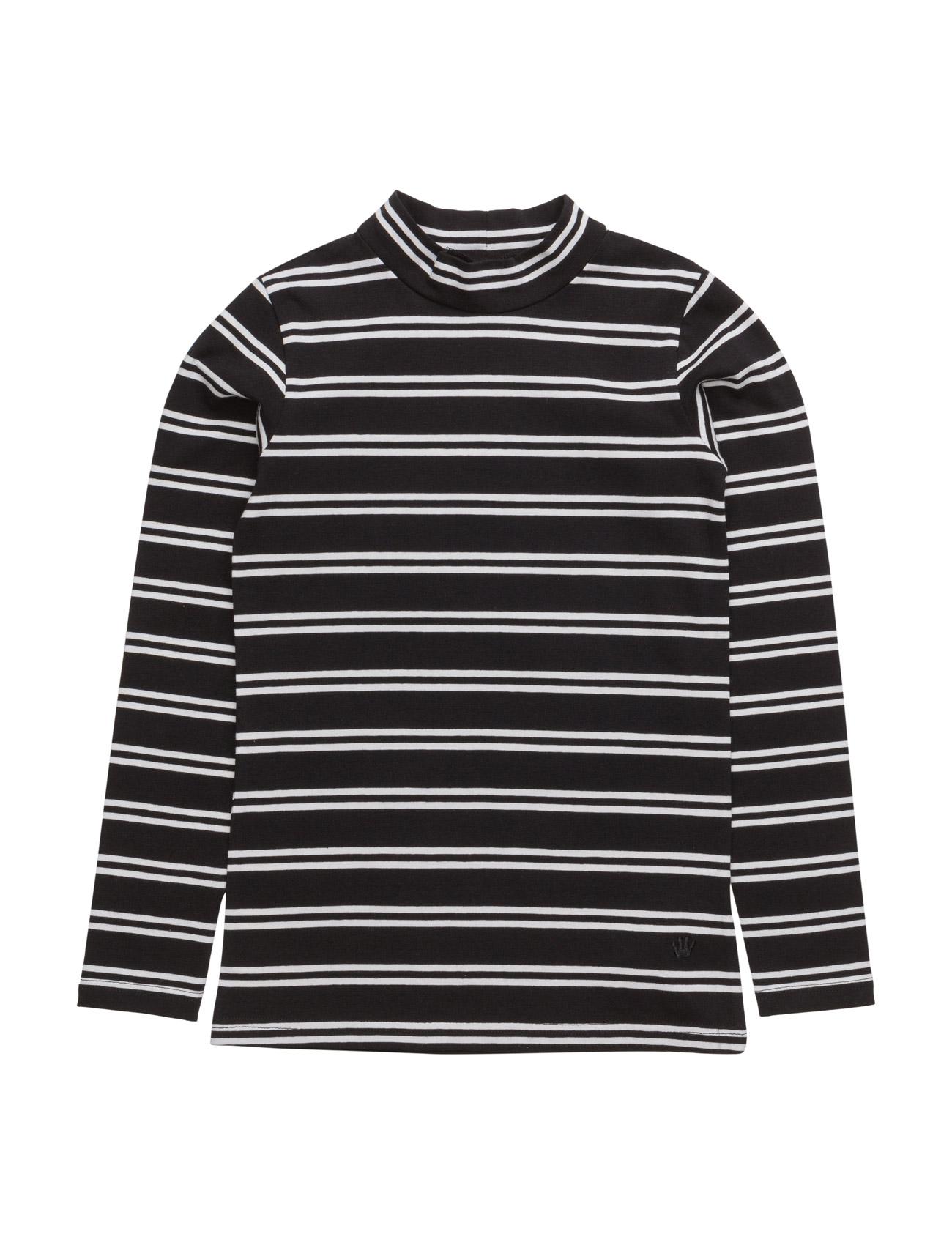 Nanny T-Shirt L/S Turtleneck D-xel Langærmede t-shirts til Børn i Off White