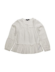 EMILI BLOUSE - OFF WHITE