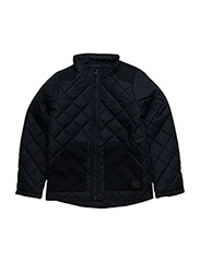 VILAS QUILTED JACKET - NAVY