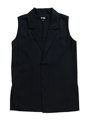 JENNI LONG VEST - NAVY