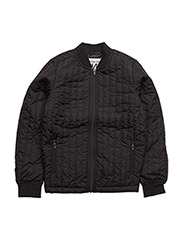 VILLE THERMO JACKET - BLACK