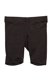 NOMI SHORT LEGGINGS - BLACK