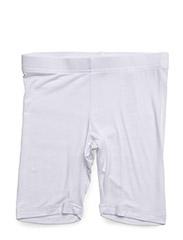 NOMI SHORT LEGGINGS - WHITE