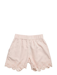 YUE SHORTS - PALE CORAL