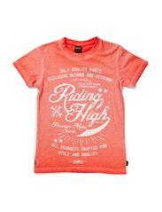 T-shirt IGEN - TIRE GLOW