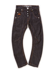 WAYNE JEANS - RAW BLACK