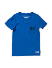 ABBE T-SHIRT S/S - JET COUTURE