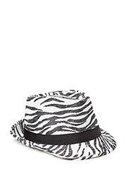 SEAN STRAW HAT - OFF-WHITE