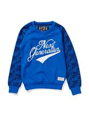 ASLE SWEATSHIRT - JET COUTURE