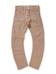 WAYNE TWILL PANTS - LIGHT WALNUT