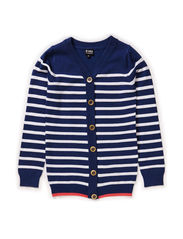 ABY CARDIGAN - INFINITY BLUE