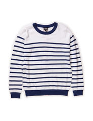 ABY PULLOVER - WHITE