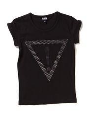 ISE T-SHIRT - BLACK
