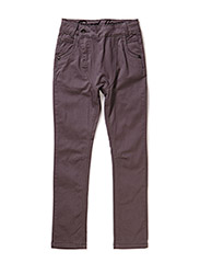 REBEL PANTS - ZINC GREY