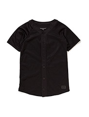 MESH SHIRT ALFIE - BLACK