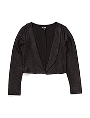 CARDIGAN THIT - BLACK