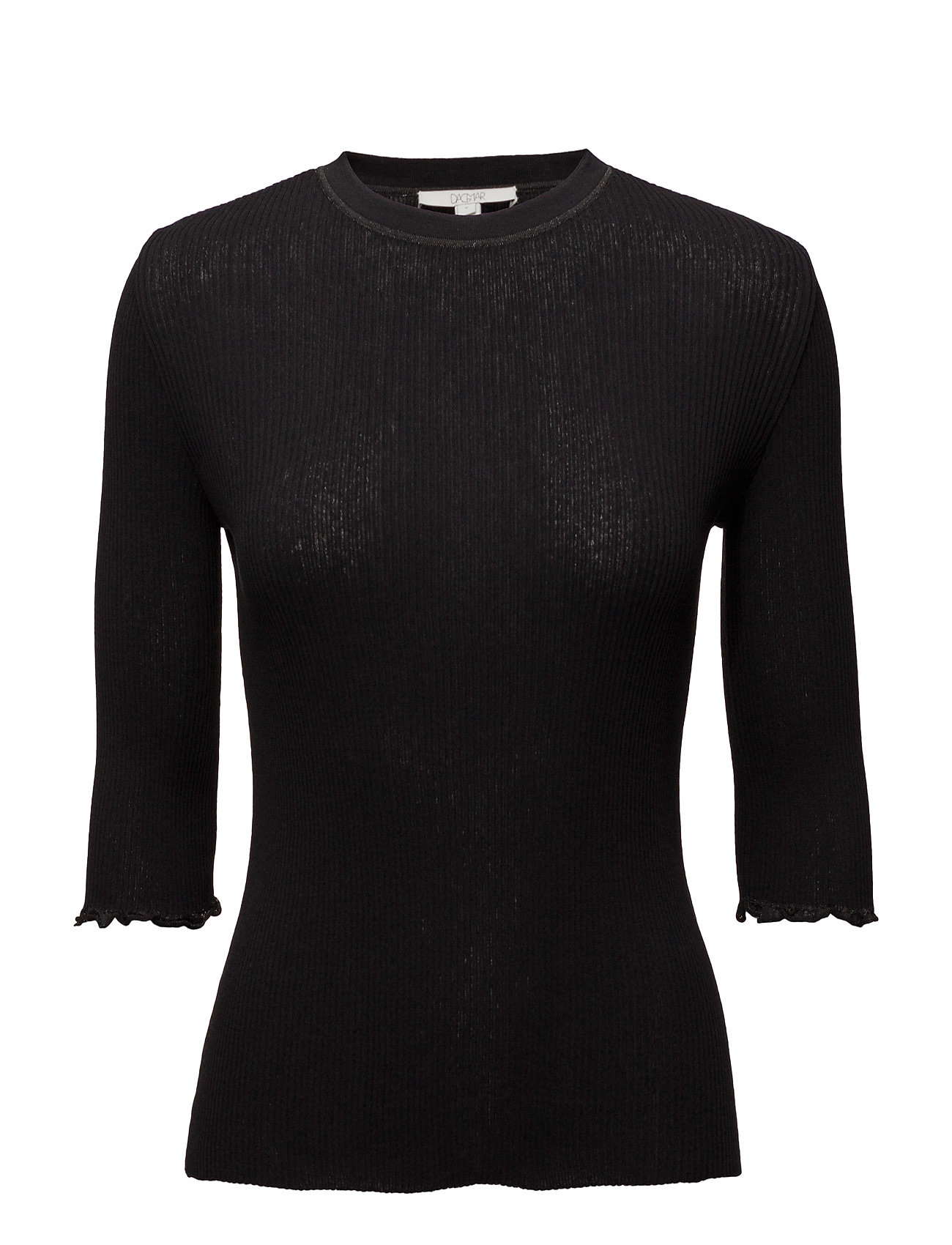 Konnie Top Dagmar T-shirts & toppe til Kvinder i Sort