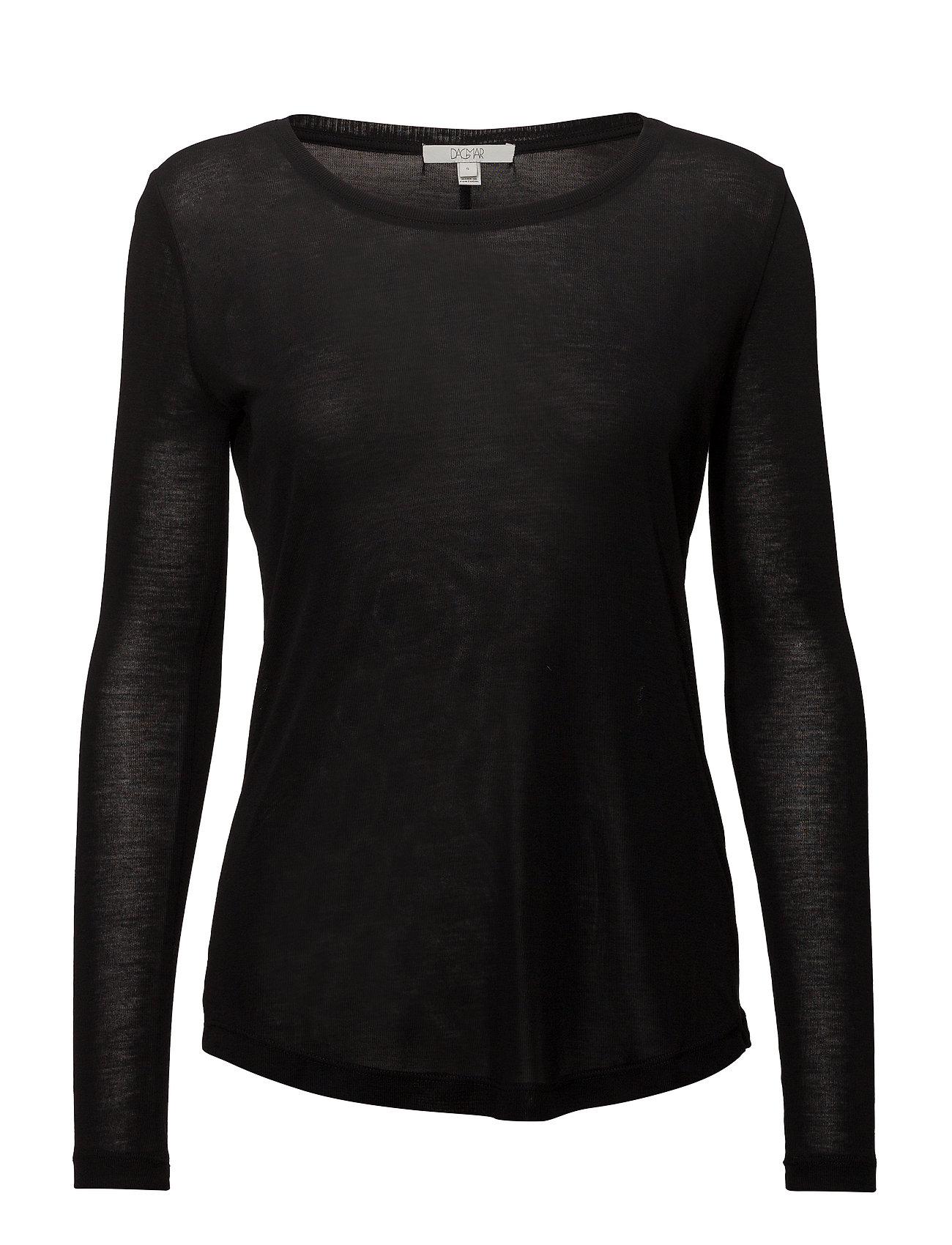Eli Dagmar T-shirts & toppe til Kvinder i Sort