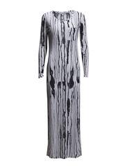 Eli Dress - Ink Print