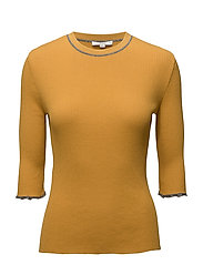 Konnie Top - SAFFRON