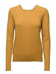 Noreen Sweater - SAFFRON