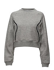 Ritha Sweater - GREY MELANGE