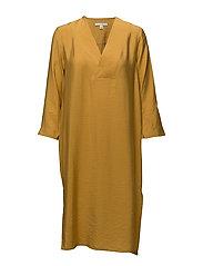 Candice Dress - SAFFRON