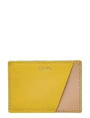 Card holder - SUN YELLOW