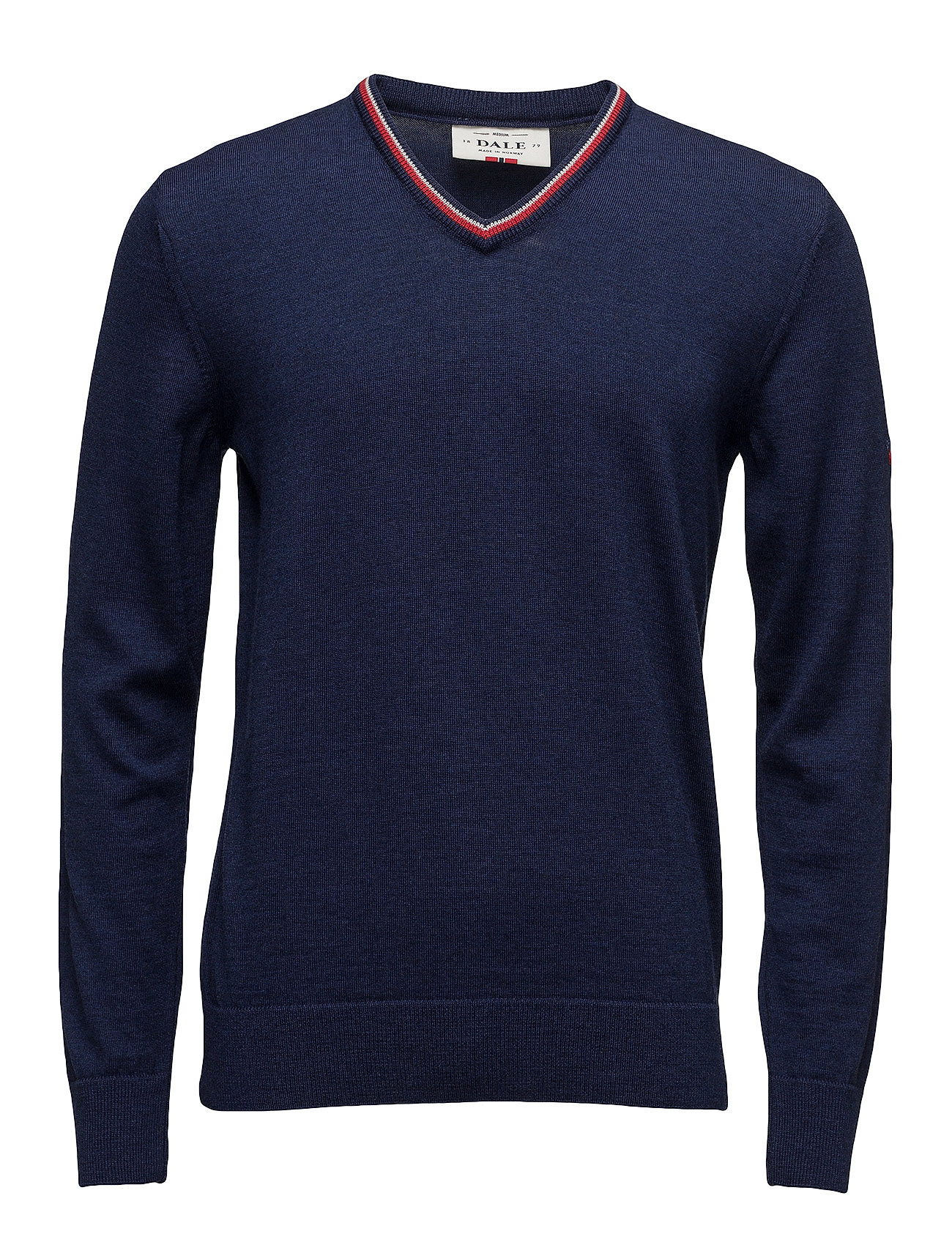 Kristian masculine sweater fra dale of norway fra boozt.com dk