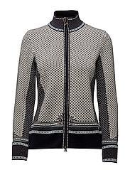 Viktoria feminine jacket - NAVY/ICE BLUE/GREY MEL./OFF WHITE