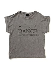 Dance t-shirt - grey mel