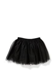 Tulle skirt - black